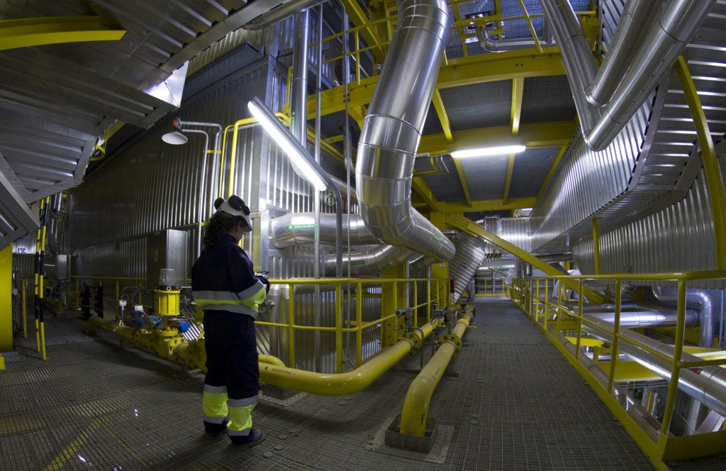 Ence contribuye a mantener el suministro de energía renovable durante el paso del temporal y la ola de frío
