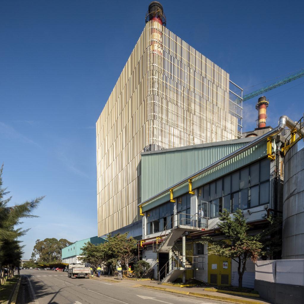 Un informe independiente justifica que no existe emplazamiento alternativo para la biofábrica de Pontevedra