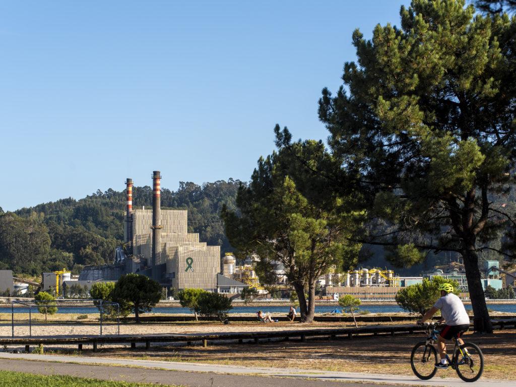La Asociación Profesional de Empresas Medioambientales de Galicia reconoce a Ence por su excelencia ambiental