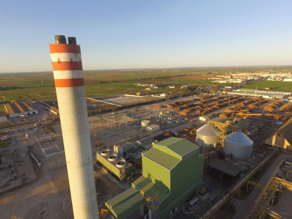 Ence Huelva's renewable energy drives the energy transition