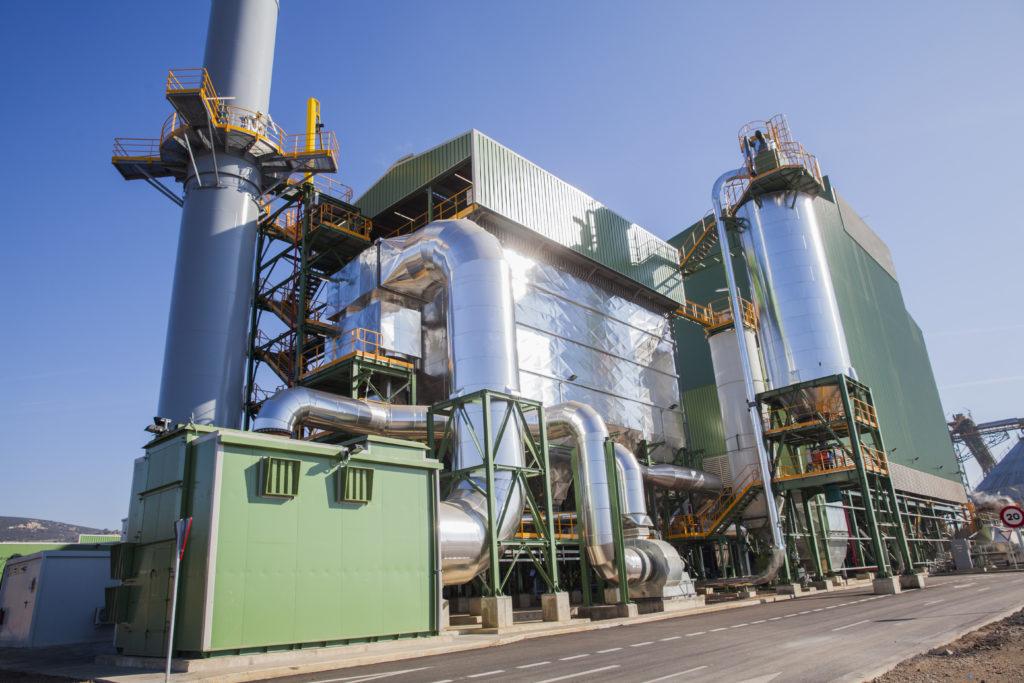 Las plantas de Ence en Castilla-La Mancha generan la energía renovable suficiente para cubrir las necesidades de 260.000 personas